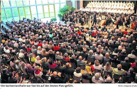 Sachsenlandhalle Glauchau