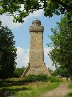 Bismarckturm - Klick auf das Bild zum Video-Kurzportrait